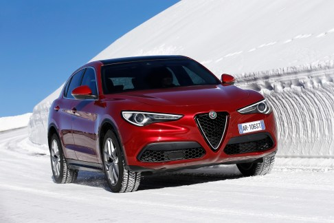 @Alfa Romeo Stelvio - 12
