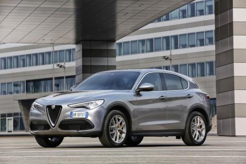 @Alfa Romeo Stelvio - 15