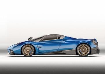 @Pagani Huayra Roadster - 1