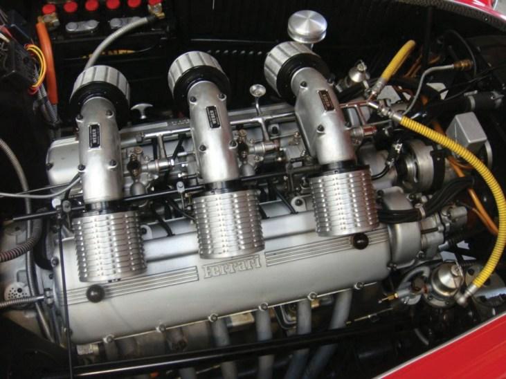 @1950 Ferrari 166 MM Barchetta Touring - 18