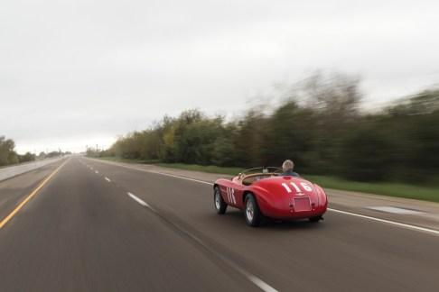 @1950 Ferrari 166 MM Barchetta Touring - 24