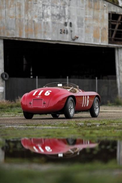 @1950 Ferrari 166 MM Barchetta Touring - 6