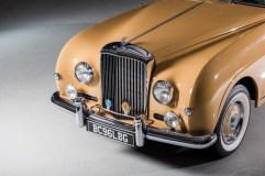 @1957 Bentley S1 Continental Fastback Sports Saloon H.J. Mulliner - 1