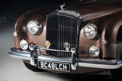 @1958 Bentley S1 Continental Fixed Head Coupe Park Ward - 2