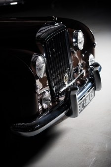 @1958 Bentley S1 Continental Fixed Head Coupe Park Ward - 8