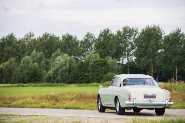 @1961 Bentley S2 Continental Sports Saloon by H.J. Mulliner - 10