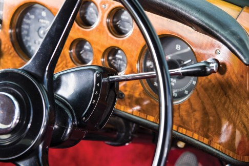 @1961 Bentley S2 Continental Sports Saloon by H.J. Mulliner - 14