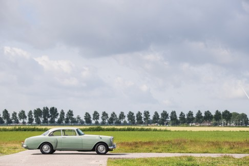 @1961 Bentley S2 Continental Sports Saloon by H.J. Mulliner - 7