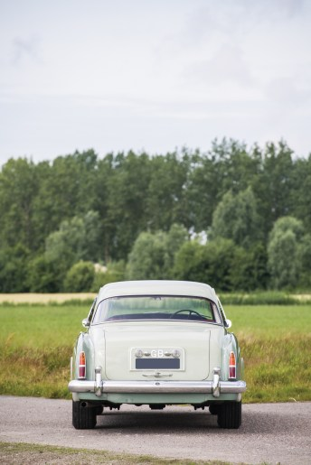 @1961 Bentley S2 Continental Sports Saloon by H.J. Mulliner - 9