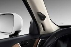 Driver monitoring camera in Volvo's XC90 Drive Me car