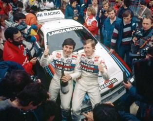 Rally Montecarlo Monte Carlo (MC) 22-29 01 1983