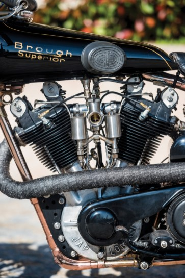 @1928 Brough Superior SS100 Moby Dick - 7