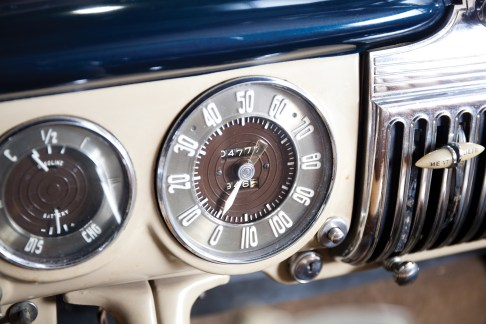@1947 Cadillac Series 62 Convertible Coupe - 4