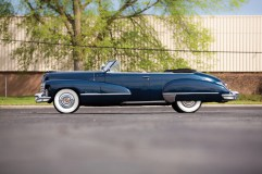 @1947 Cadillac Series 62 Convertible Coupe - 9