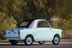 @1959 Autobianchi Bianchina Transformabile Series II - 6