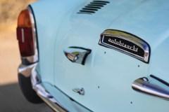 @1959 Autobianchi Bianchina Transformabile Series II - 7