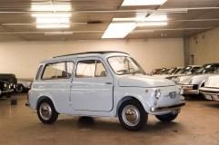 @1968 Autobianchi Bianchina Giardiniera - 4
