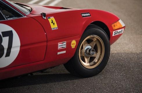 @1971 Ferrari 365 GTB-4 Daytona Berlinetta Competizione Conversion-14115 - 7
