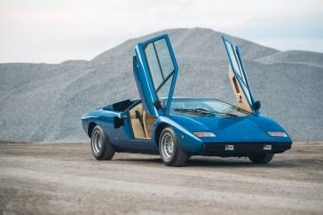 @1976 Lamborghini Countach LP 400 'Periscopio' Bertone-1120172 - 18