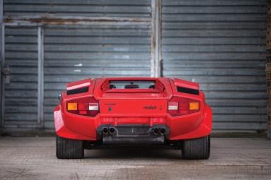 @1978 Lamborghini Countach LP400 S Series I Bertone - 6