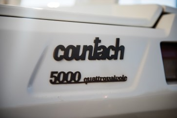 @1987 Lamborghini Countach 5000 QV Bertone - 11