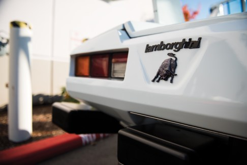 @1987 Lamborghini Countach 5000 QV Bertone - 12