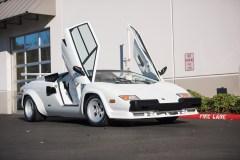 @1987 Lamborghini Countach 5000 QV Bertone - 5