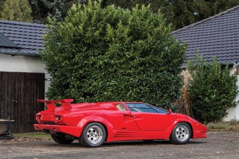 @1989 Lamborghini Countach 25th Anniversary - 25