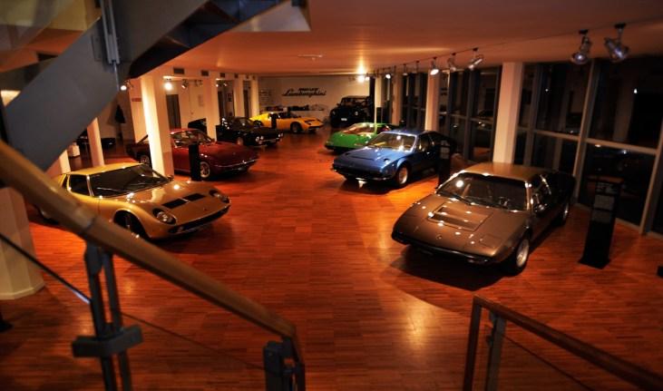 @Museo Lamborghini ©Wale Pfäffli - 8