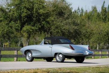@1957 Fiat-Stanguellini 1200 Spider America Bertone - 7