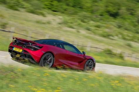 McLaren 720S The Drive