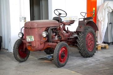@Porsche-Lager - Traktoren - ©pru - 8