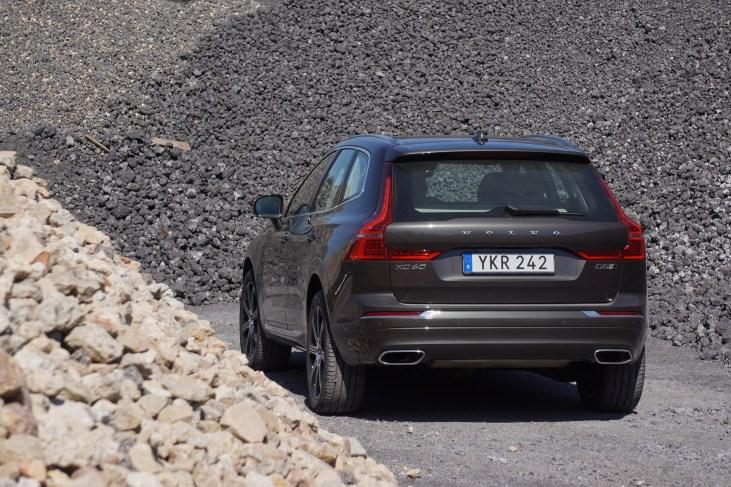 @Volvo XC60 - 8