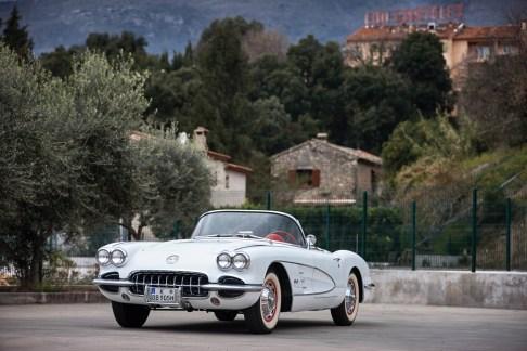 @1960 Chevrolet Corvette - 1