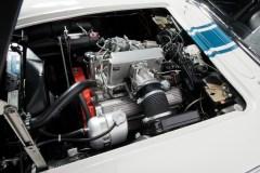 @1962 Chevrolet Corvette Gulf Oil Race Car - 16