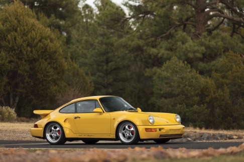 @1993 Porsche 911 Turbo S 'Leichtbau'-9014 - 1
