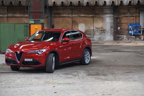 @Alfa Romeo Stelvio Test - 6