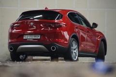 @Alfa Romeo Stelvio Test - 9
