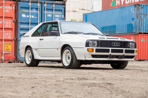 @Audi Sport Quattro - 1985 - 1