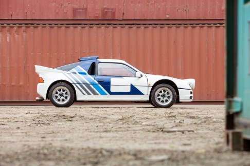 @Ford RS200 Evolution - 1986 - 5