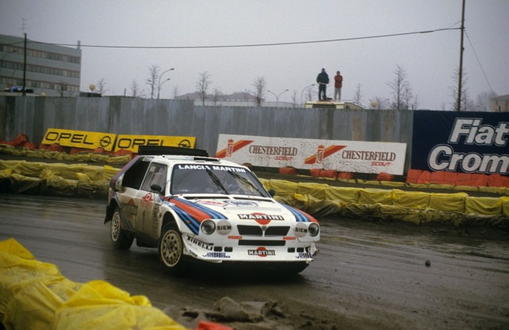 @Lancia Delta S4 - 9