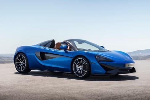@McLaren 570S Spider - 16