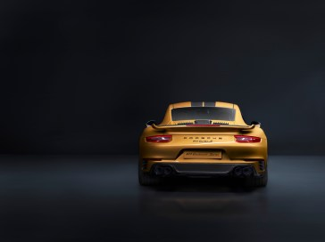 @Porsche 911 Turbo S Exclusive Series - 4