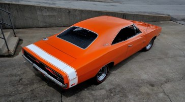 1969 Dodge Charger 500 3