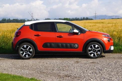 @Citroën C3-Dauertest - 16