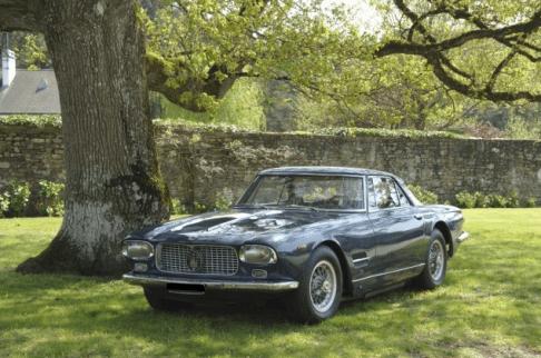1964 MASERATI 5000 GT COUPE ALLEMANO-103058 1