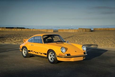 @1973 Porsche 911 Carrera RS 2.7 Touring-9113600427 - 9