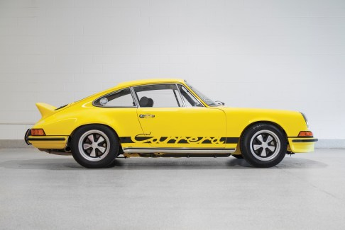 @1973 Porsche 911 Carrera RS 2.7 Touring-9113601315 - 17