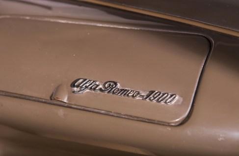 1953 Alfa Romeo 1900 Berlina 16