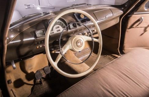 1953 Alfa Romeo 1900 Berlina 6